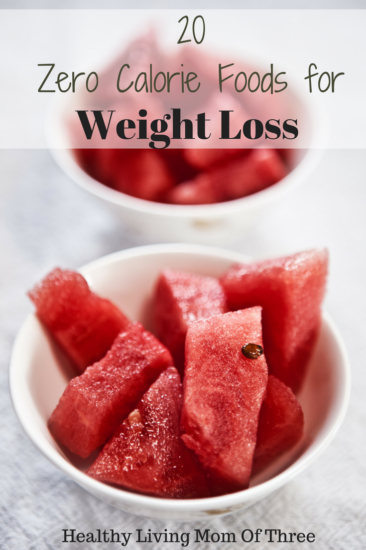 If you are trying to lose weight but still feel hungry this list is for you! Here are 20 zero calorie foods to help you lose weight and stay full without breaking your calorie intake.
