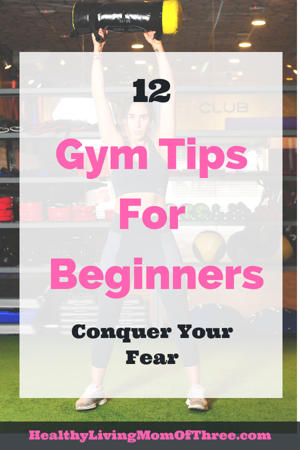 Gym tips for beginners to make you feel more confident walking into a gym and working out! Tips to conquer your fear of the gym.