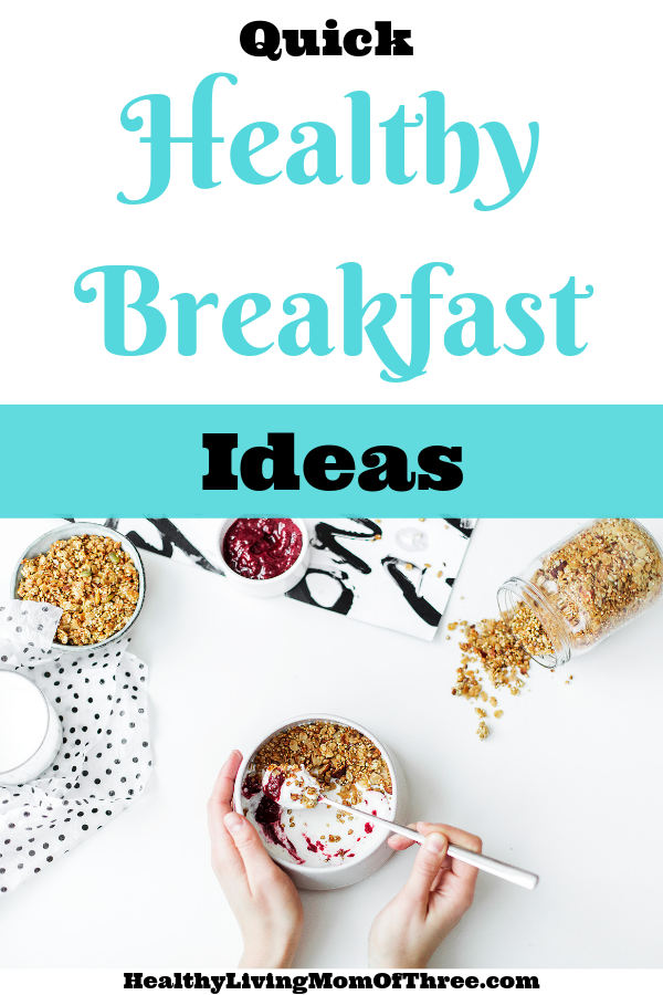 What should you eat for breakfast when you are trying to lose weight? I have 10 healthy quick breakfast ideas for you that are great for weight loss.