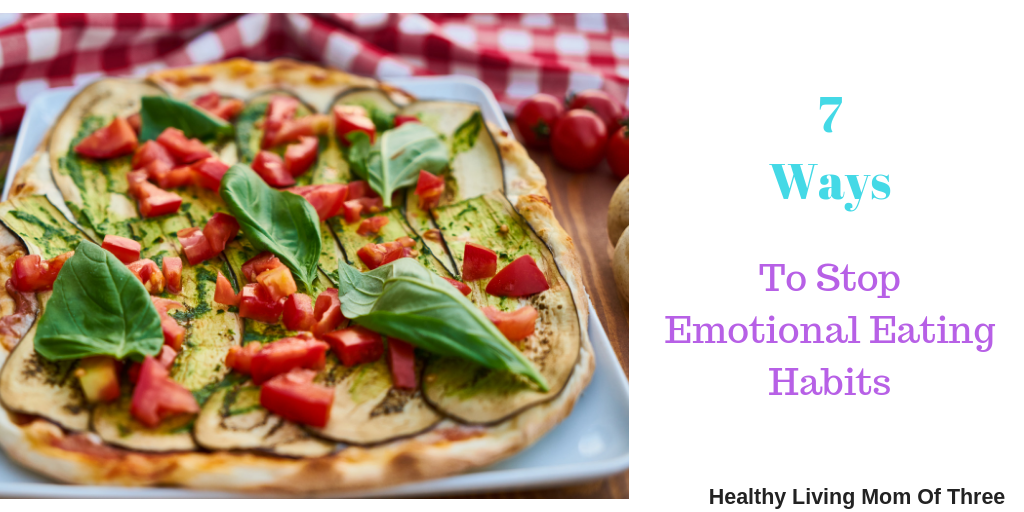 How To Stop Emotional Eating Habits