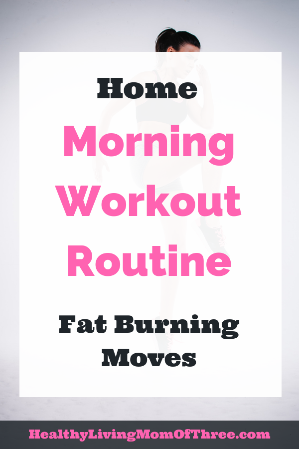 Morning workout you can do in no time and from home. Great for moms that can not make it to the gym. 6 exercises to get your heart rate up and build muscle.