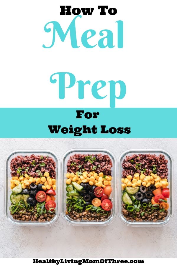 Everything you need to know about how to meal prep for weight loss. The benefits, the tools and healthy foods to help you lose the weight you want to lose.