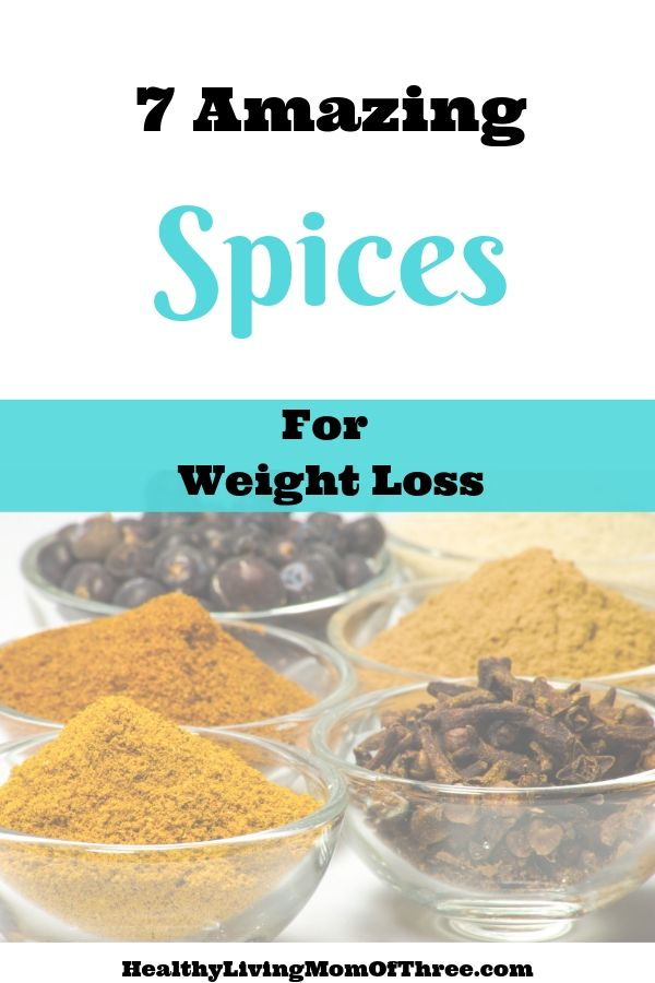 Weight loss starts with the food you eat. These 7 best spices for weight loss are loaded with health benefits to help you lose weight and boost metabolism.